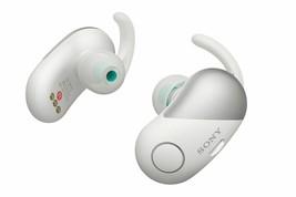 Sony WF-SP700N Wireless Noise Canceling In-Ear Headphones White WFSP700N #27 NEW - $58.15