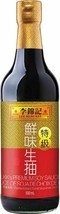 3 X Lee Kum Kee Premium Soy Sauce LARGE 500ml Each -From Canada - ALWAYS... - $23.87