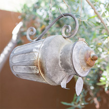 Zinc Bottle Bird House - $93.50
