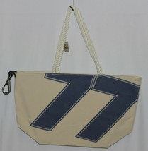 American Eagle Outfitters 7457 AE Beachcomber Tote Color OffWhite image 1