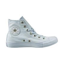 Converse Chuck Taylor All Star HI Women's Shoes Blue Tint-Gold 559939F - $60.00