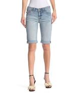 True Religion Women's Jennie Curvy Knee Length Denim Shorts 31 - $64.34