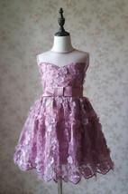 Ball Gown Knee-length Flower Girl Dress -Satin/Tulle Sleeveless Scoop Neck 4-16  image 10