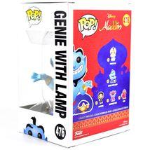 Funko Pop! Disney Aladdin Genie with Lamp #476 Vinyl Action Figure IN STOCK NIB image 3