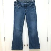 Silver Jeans Ladies Size 31 x 31 Aiko Flare Medium Wash Denim  - $15.44