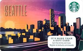 Starbucks 2017 Seattle, Washington Downtown Collectible Gift Card New No... - $4.99