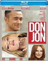 Don Jon [Blu-ray + DVD]