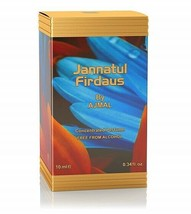 Ajmal Jannatul Firdaus Concentrated Perfume Free From Alcohol 10ml for Unisex*au - $23.55