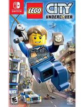 LEGO CITY UNDERCOVER  - Nintendo Switch - (Brand New) - $27.70