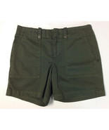 Tommy Hilfiger Women's Flat Front Shorts, Size 2, MSRpP $44 - $24.74