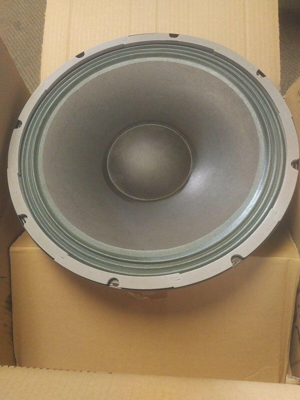 Pair of (2)Technical Pro WF15E 1000W PA/DJ Replacement Woofer