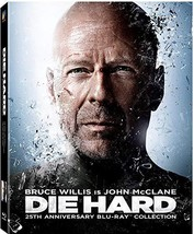 Die Hard 1-4 25th Anniversary Collection (Blu-ray)