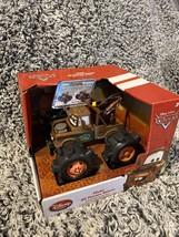 Cars Mater All Terrain Vehicle Disney Pixar, Disney Store Exclusive Toy, New - $29.70