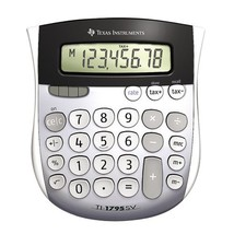 Texas Instruments TI-1795 SV Standard Function Calculator - €13,95 EUR