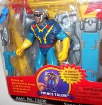 2 LOT 1996 PLAYMATES PRINCE TALON MING MERCILESS figure FLASH GORDON CAR... - $16.99