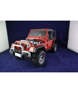 Bruder Jeep Wrangler Unlimited 2005 Plastic Toy Car - $9.00