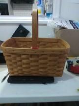 Longaberger Medium Market Basket - 1987 - $18.35