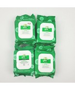 4X Yes to Cucumbers Soothing Hypoallergenic Facial Wipes 30 Wipes Per Pack - $19.76