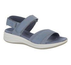 Authentic Easy Spirit Womens Draco Light Blue Sandals Shoes - Size 8.5M ... - $49.45