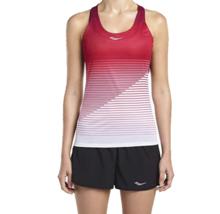 Medium 8-10 Saucony Women's Endorphin Singlet Running Tank Top Shirt Lollipop