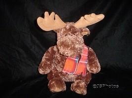 Gund Maximus Moose Plush  8.5 Inch 44268 Retired 2004 - $48.15