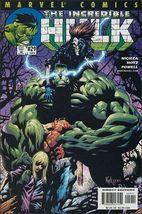 Marvel THE INCREDIBLE HULK (2000 Series) #29 VF - $1.29