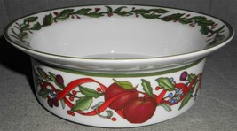Dansk Holiday Harvest Pattern Soup Or Cereal Bowl Portugal - $19.79