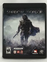 Middle-earth: Shadow of Mordor (Microsoft Xbox One, 2014) Non-original C... - $8.90