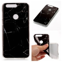 Honor 8 Case,GLORYSHOP [Marble pattern] [Drop Protection] Premium Slim F... - $2.96