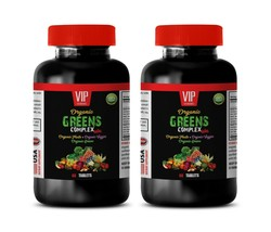 multivitamins and minerals - ORGANIC GREENS COMPLEX - natural weight los... - $28.01