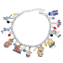Europe American Movie Chacters Charm Bracelet For Women Cosplay Pendant ... - $256,34 MXN