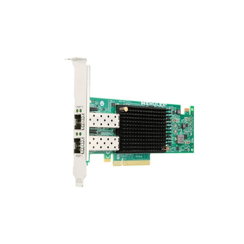Primary image for Lenovo Emulex VFA5 2x 10GbE SFP+ PCI Express x8 Adapter For System X 00JY830