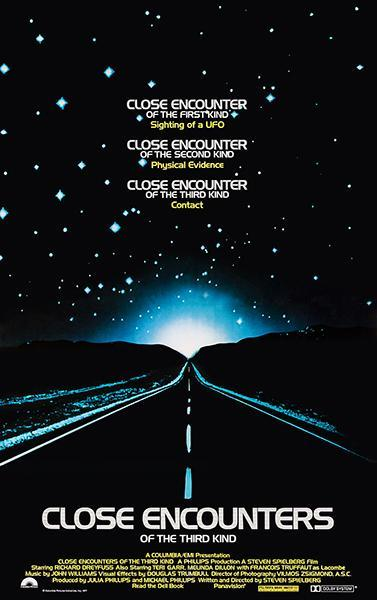 Primary image for Close Encounters Of The Third Kind - 1977 - Movie Poster