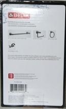 DELTA FLY50 OB Flynn Toilet Paper Holder Oil Rubbed Bronze Finish Package 1 image 2