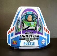 Disney Pixar Toy Story Buzz Lightyear Space Ranger 48-pc Mystery Puzzle ... - $16.61