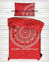 Indian Gold Duvet Doona Cover Reversible Ombre Mandala Hippie Boho Quilt... - $27.50