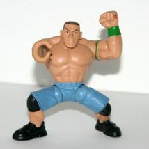 2012 John Cena Power Slammer Action Figure - Mattel WWF WWE - $13.99