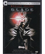 Blade, Blade II, and Blade Trinity Widescreen DVD's - $9.99