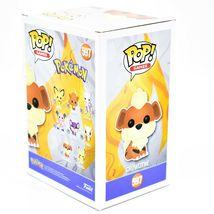 Funko Pop! Games Pokemon Growlithe #597  Vinyl Figure image 4