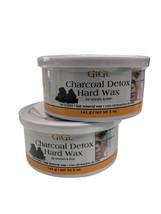 GiGi Charcoal Detox Hard Wax 5 OZ Pack of 2 - $26.00