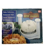 Great American Steakhouse Blooming Onion Blossom Machine As Seen On TV o... - $29.69