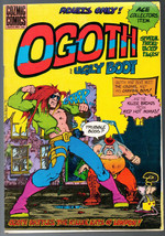 Ogoth & Ugly Boot, Cozmic Comics 1973 British underground comix - obo - $7.98