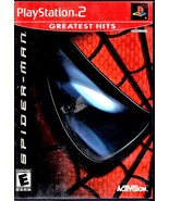 PlayStation 2 - Spider-man (Greatest Hits) - $11.50
