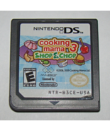Nintendo DS - Cooking Mama 3 Chop & Shop (Game Only) - $15.00
