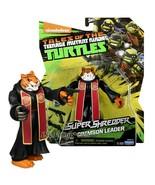 """Year 2016 Tales of Mutant Ninja Turtles TMNT 5"""" Figure CRIMSON LEADER Ti... - $49.99"""