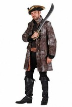 Deluxe Zombie Pirate / Ghost Ship - Male , Complete look - $113.54