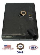 "PLASTIC FUEL TANK MTS 0041 FITS 55-72 JEEP CJ5 AND CJ6 ""UNDER THE DRIVERS"" SEAT image 3"