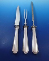 Lady Constance by Towle Sterling Silver Roast Carving Set 3pc  (#3032) - $225.00