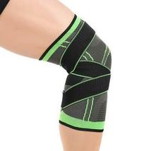 Drop Ship From USA Pressurized Fitness Running Cycling Bandage Knee Support Brac image 3
