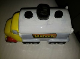 New In Box Vintage Very Hard To Find Pilot Travel Center Cookie Jar - $39.58